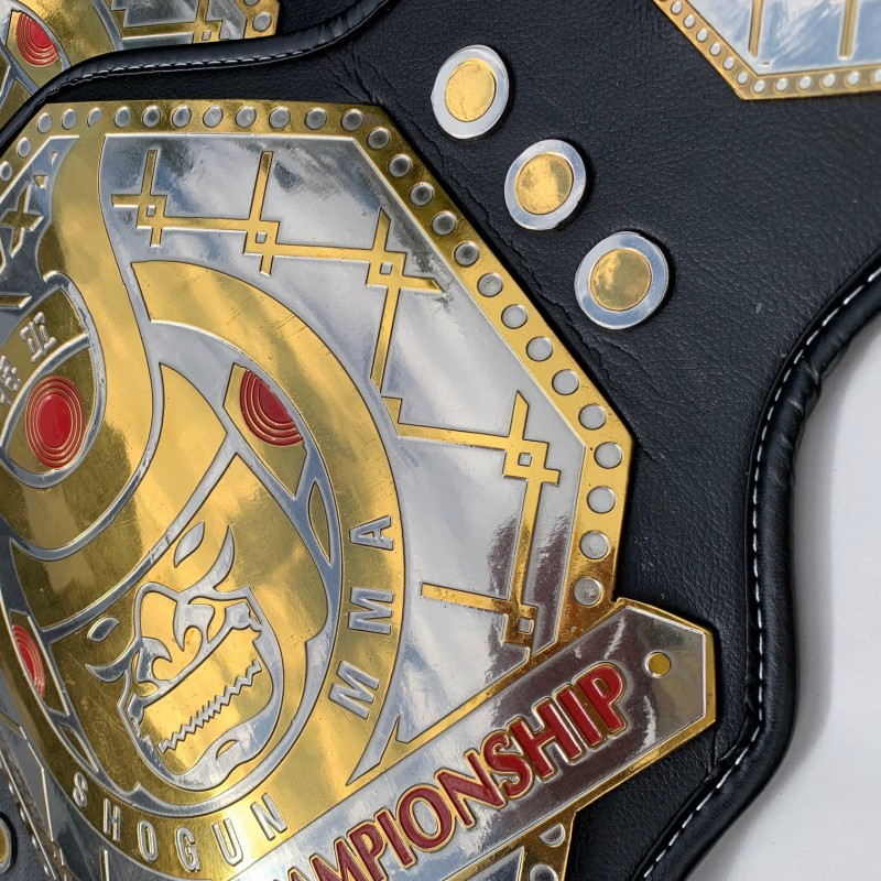 PROFESSIONAL CUSTOM CHAMPIONSHIP BELTS