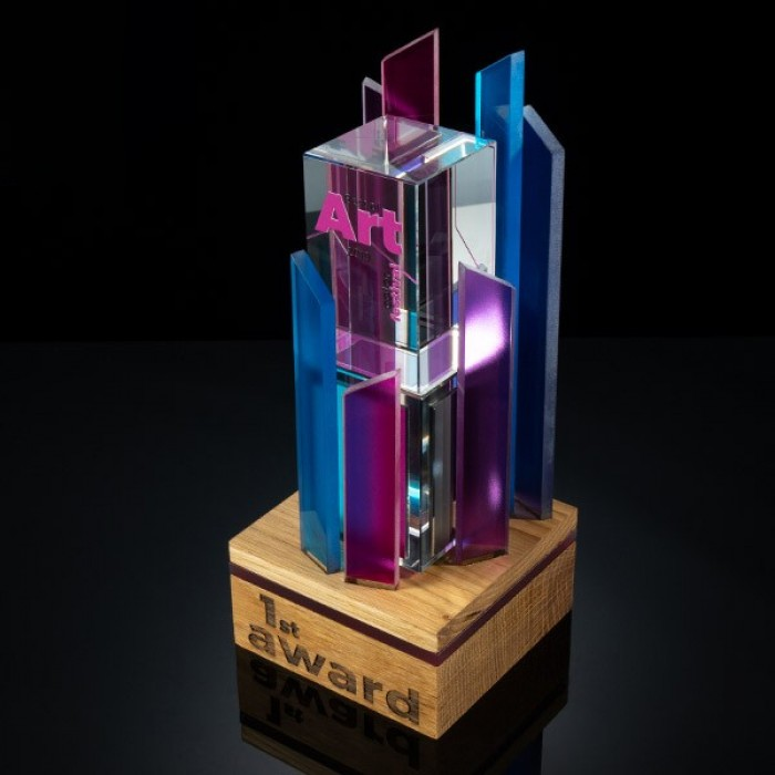 CUSTOM GLASS AWARD - PREMIUM RANGE