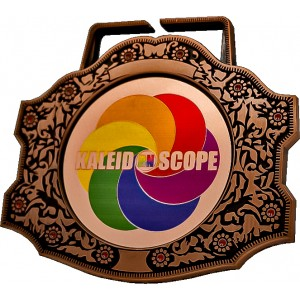 85MM XXL CHAMPIONSHIP BELT MEDAL (6MM THICK) **STUNNING DESIGN**