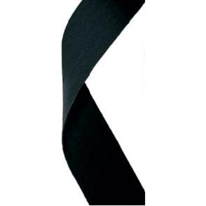 22MM BLACK RIBBON
